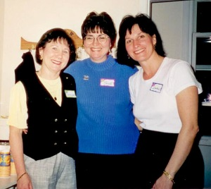 The founders of Women's Center for Wellness in Milford, MA who gave us the inspiration to start Authentic Women Circle.